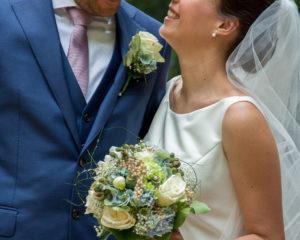 Bruid Maartje